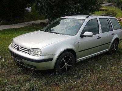 gebraucht VW Golf IV Kombi TDI Kombi / Family Van