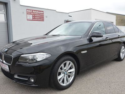 gebraucht BMW 525 Diesel (F10 LCI) xDrive Ö-Paket Aut. *1.Besitz*