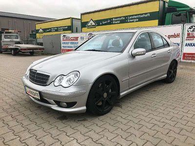 gebraucht Mercedes C32 AMG C-KlasseAMG Aut. Limousine,