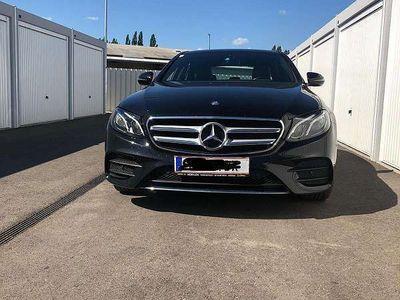 gebraucht Mercedes E220 AMG Limousine