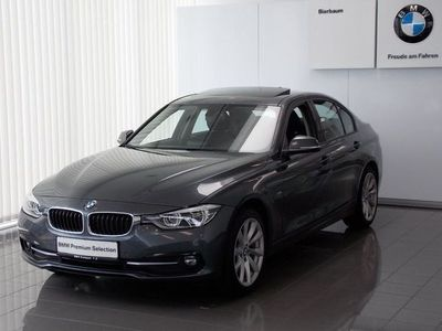 used BMW 320 d