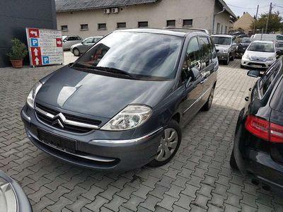 gebraucht Citroën C8 2,0 HDi pickerl 02.20 neu serviert