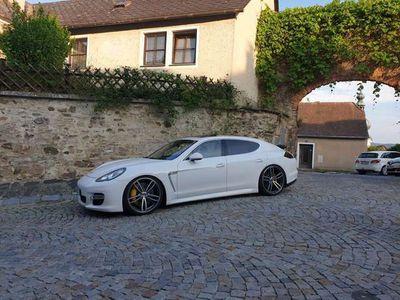 gebraucht Porsche Panamera Turbo DSG