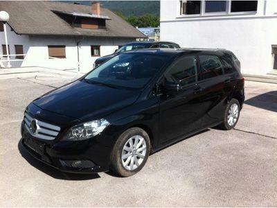 gebraucht Mercedes B180 CDI BlueEfficiency DPF