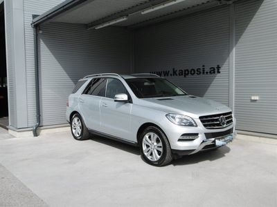 gebraucht Mercedes 350 M-Klasse W166 (ab 2011) ML/GLEBT/d 4M
