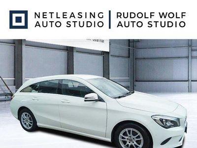 gebraucht Mercedes CLA180 d SB Navi+Business+AHK+LED Highpf+Tempom
