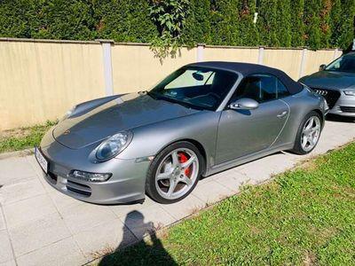 gebraucht Porsche 911 Carrera S Cabriolet 911 997 Cabrio / Roadster