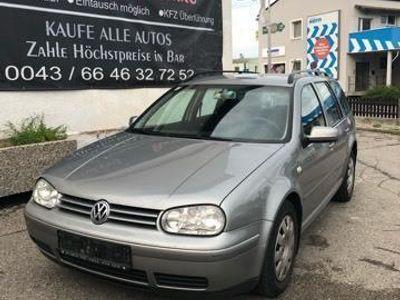 gebraucht VW Golf Variant GT TDI