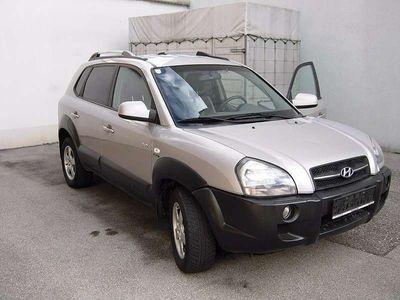 brugt Hyundai Tucson 2,0 CRDi 4WD SUV / Geländewagen,