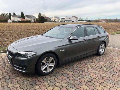 gebraucht BMW 520 5er-Reihe d Österreich-Paket Touring Aut. Kombi / Family Van