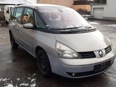 gebraucht Renault Espace Authentique 2,2 dCi