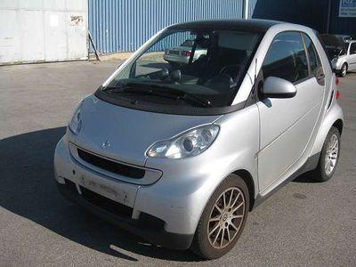 gebraucht Smart ForTwo Coupé Coupe 451 Sportwagen /