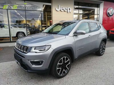 gebraucht Jeep Compass 2,0 MultiJet II AWD Limited