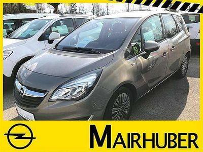 gebraucht Opel Meriva 1,4 ecoflex Österreich Edition Start/Stop S