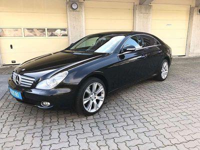 gebraucht Mercedes CLS320 CDI Aut. DPF *PICKERL 05/2020*