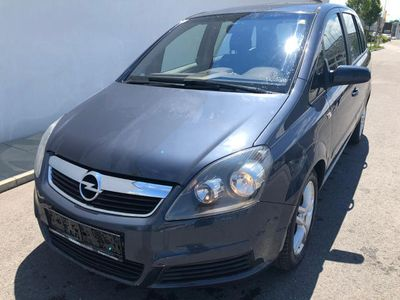 gebraucht Opel Zafira 1,9 CDTI 7-Sitzer