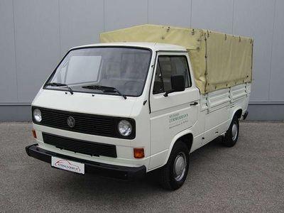 gebraucht VW T3 Pritsche 2,1 WBX 95PS Typ 245