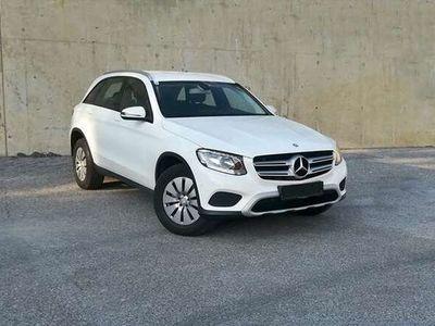 gebraucht Mercedes GLC220 d 4MATIC Aut. * Top Zustand *