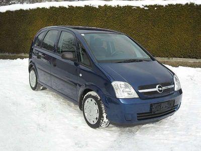 gebraucht Opel Meriva 1,7 DTI
