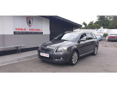 used Toyota Avensis 2,0 D4-D 125 DPF Business