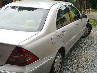gebraucht Mercedes C220 Mercedes cdiklasse Klein-/ Kompaktwagen