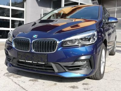 gebraucht BMW 218 i Advantage Aut. AHK...Facelift