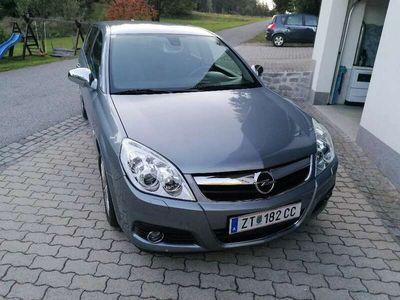 gebraucht Opel Signum 1,9 CDTI 16V Cosmo