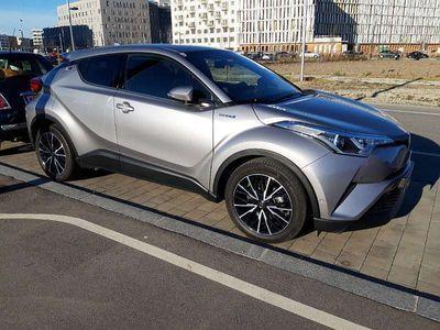 gebraucht Toyota C-HR C-HIC HYBRID Aut., Leder, WR SUV / Geländewagen