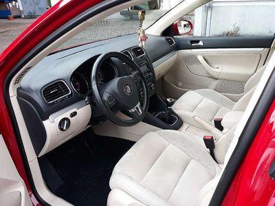 gebraucht VW Golf Comfortline Kombi / Family Van