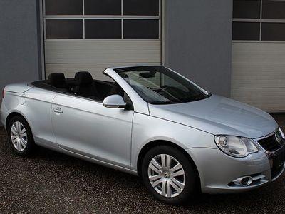 gebraucht VW Eos 2,0 TDI DPF *1.Besitz* Cabrio / Roadster,