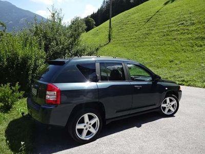 gebraucht Jeep Compass 2,0 CRD Sport