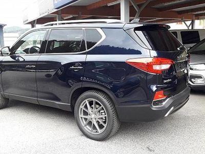 gebraucht Ssangyong Rexton Icon 2,2 4WD Aut.