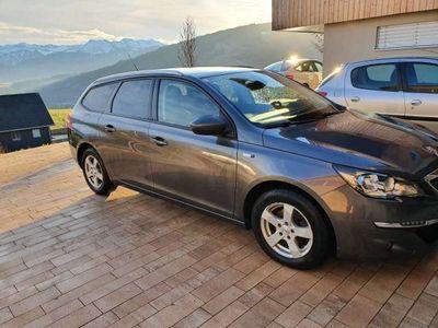 gebraucht Peugeot 308 SW 1,6 BlueHDI 100 Style S&S