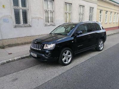 gebraucht Jeep Compass 2,2 CRD Limited 4WD