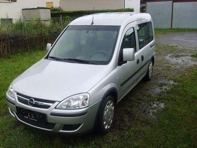 gebraucht Opel Combo Combi 1,6 CNG