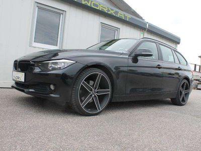 gebraucht BMW 320 3er-Reihe d xDrive Touring Österreich-Paket Aut. 20 Zoll Alu Kombi / Family Van
