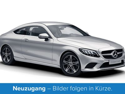 gebraucht Mercedes C200 Coupe Aut. *AMG-Line*Night-Paket*Navi*LED...
