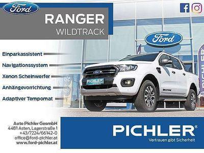 gebraucht Ford Ranger Wildtrak 2,0 EcoBl. 213PS Aut., € 32.500,- netto