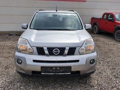 used Nissan X-Trail 4x4 SE Style 2,0 dCi DPF Aut.