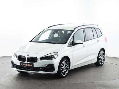 gebraucht BMW 216 i GT Sport Line LED ASSISTENZ LEDER NAVI