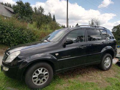 gebraucht Ssangyong Rexton 2,7XDI SUV / Geländewagen