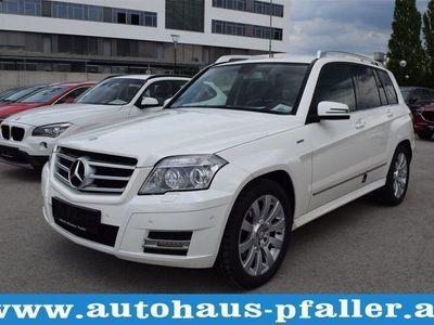 gebraucht Mercedes GLK220 GLK-KlasseCDI 4MATIC BlueEfficiency A-Edition Aut. SUV / Geländewagen,
