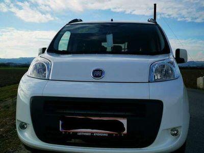 gebraucht Fiat Qubo 1,4 Fire 78 Dynamic