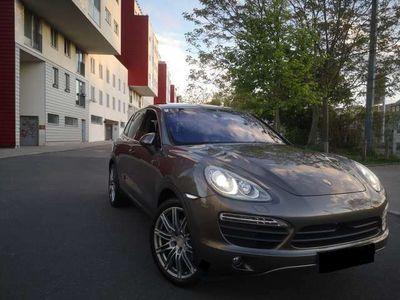 gebraucht Porsche Cayenne II S 4,8 Aut.