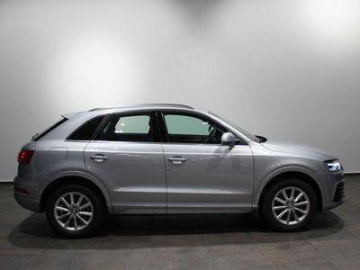 brugt Audi Q3 2,0 TDI Sport quattro Xenon Tempomat 17Zoll SHZG