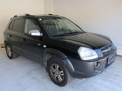 gebraucht Hyundai Tucson 2,0 CRDi VGT 4WD DPF*EXPORT*