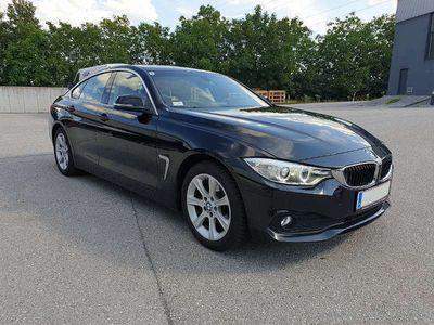 gebraucht BMW 420 Gran Coupé 4er-Reihe d Advantage *Aut.*Schaltwippen*Xenon Sportwagen / Coupé