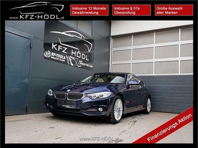 gebraucht BMW 420 Gran Coupé 420 d xDrive Luxury Line Aut.