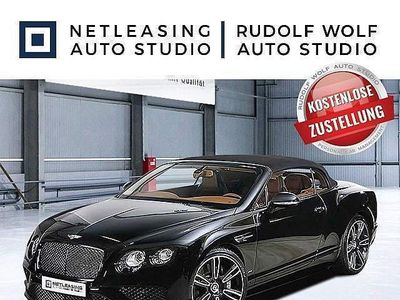 gebraucht Bentley Continental GT C V8 S Black Edition, 528 PS, Automatik