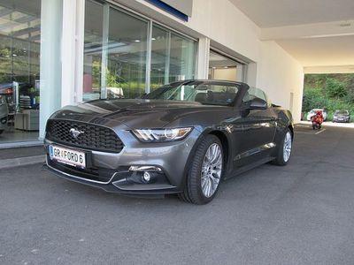 gebraucht Ford Mustang CABRIO EcoBoost Automatik (BESTPREIS + € 1.000,--